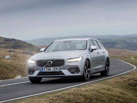 Ver foto 1 de Volvo V90 D4 R-Design 2017