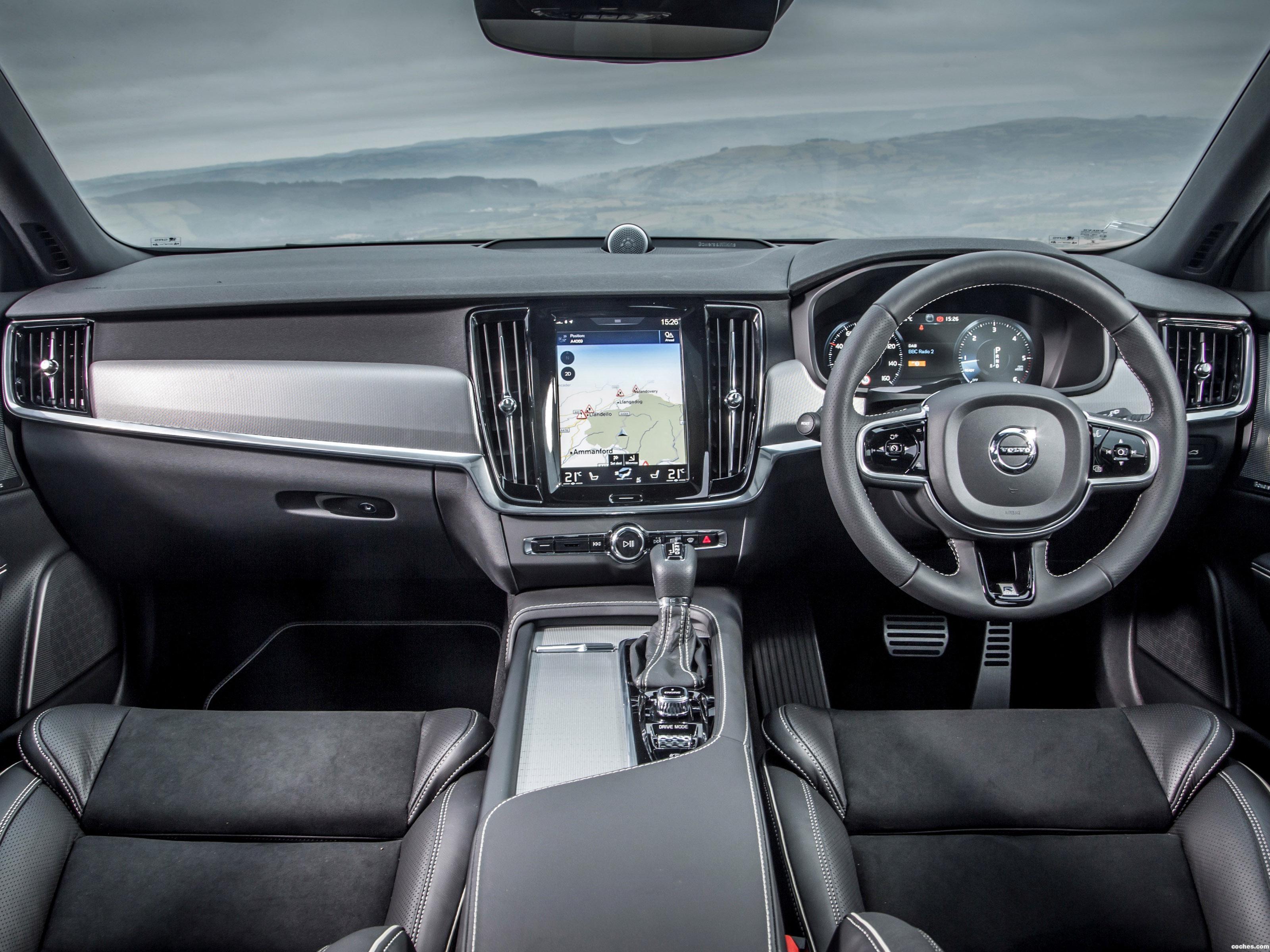 Foto 28 de Volvo V90 D4 R-Deisgn  2017