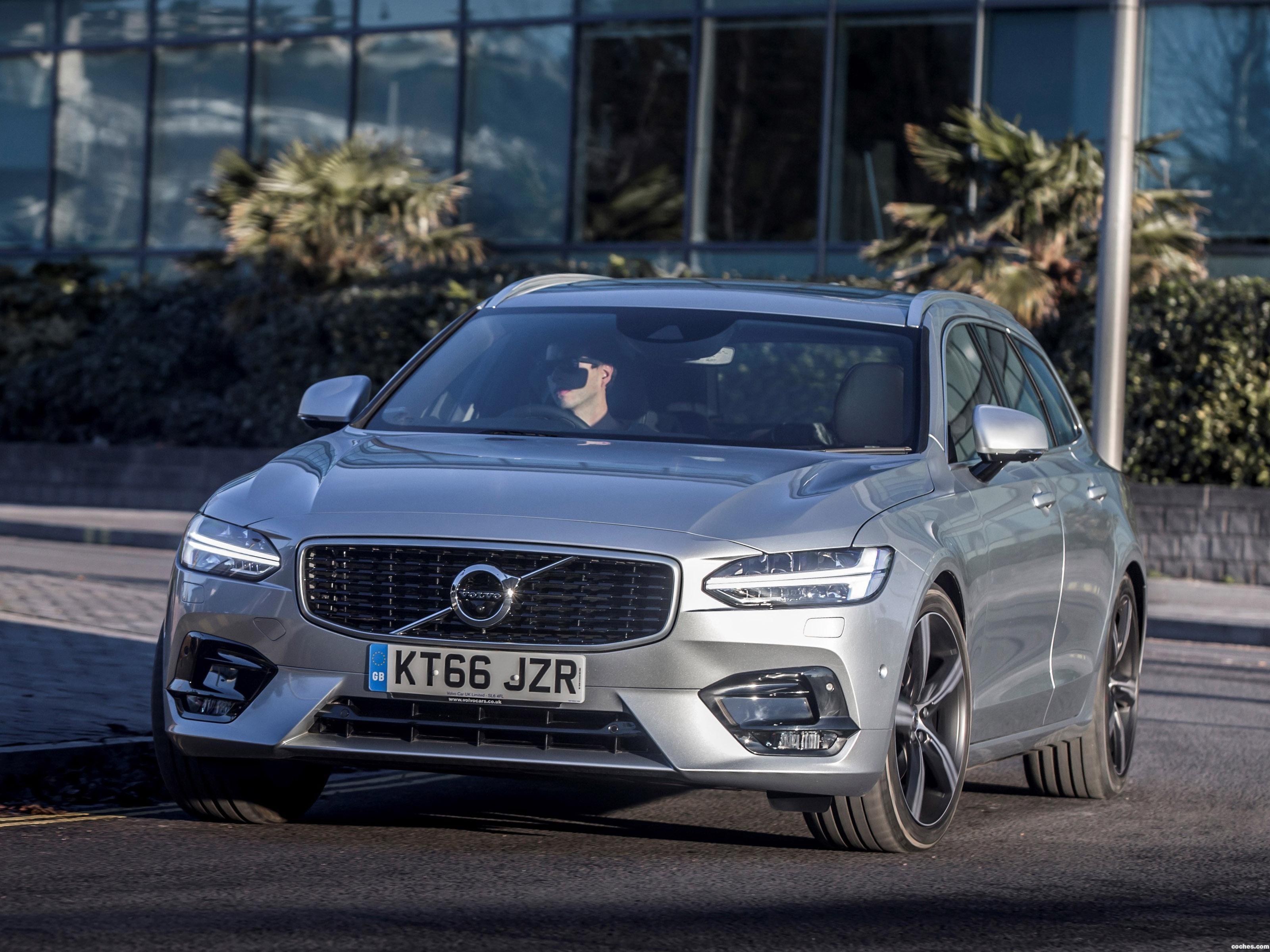 Foto 3 de Volvo V90 D4 R-Deisgn  2017