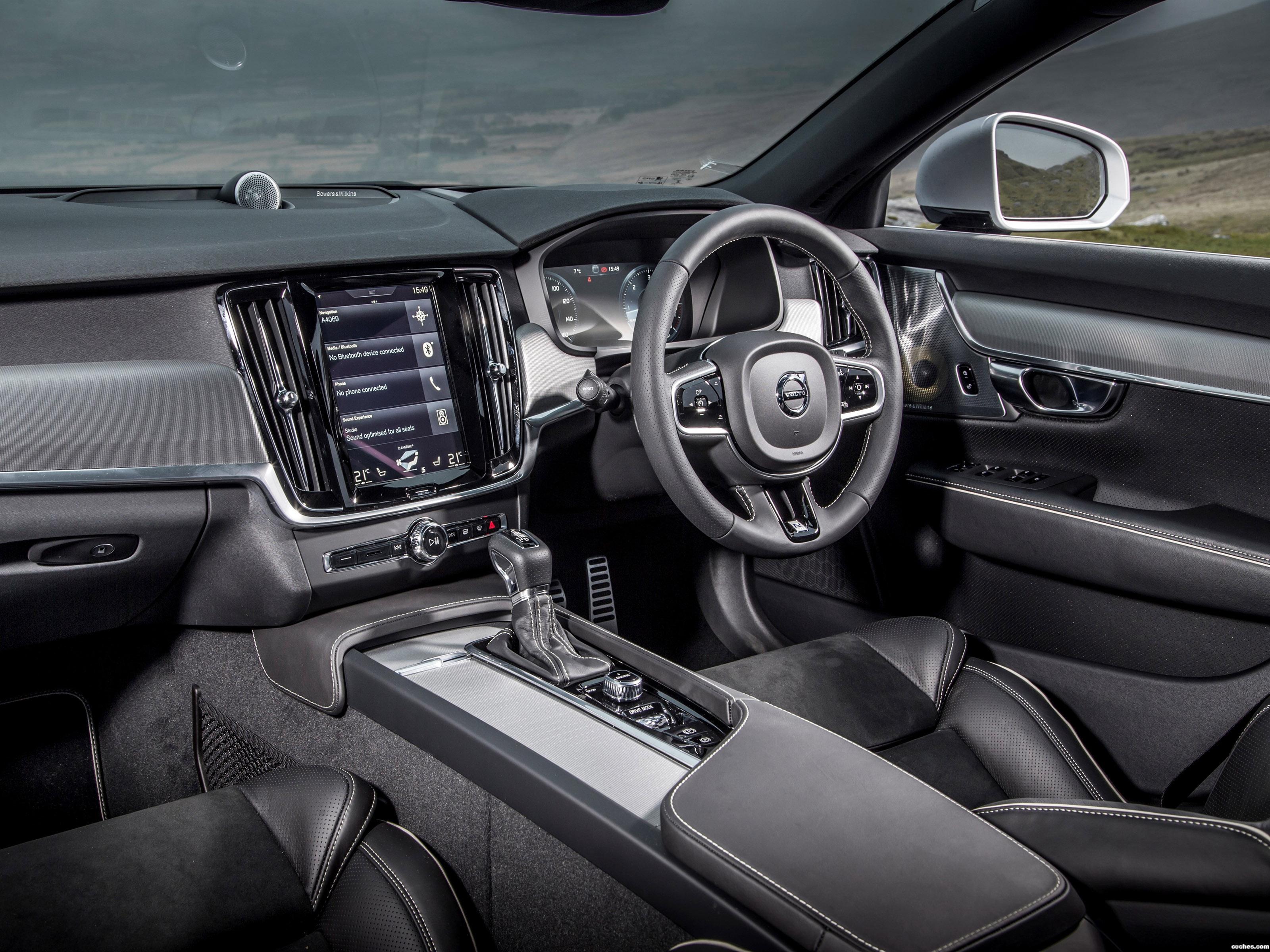 Foto 26 de Volvo V90 D4 R-Deisgn  2017