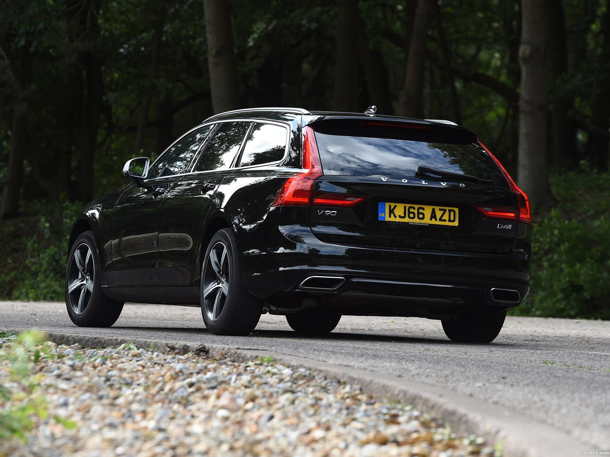 Foto 33 de Volvo V90 D4 R-Deisgn  2017