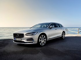Fotos de Volvo V90 D5 Inscription 2016