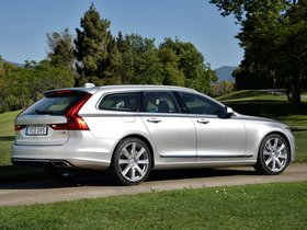 Ver foto 10 de Volvo V90 D5 Inscription 2016