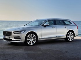 Ver foto 9 de Volvo V90 D5 Inscription 2016