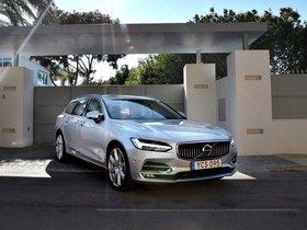 Ver foto 6 de Volvo V90 D5 Inscription 2016