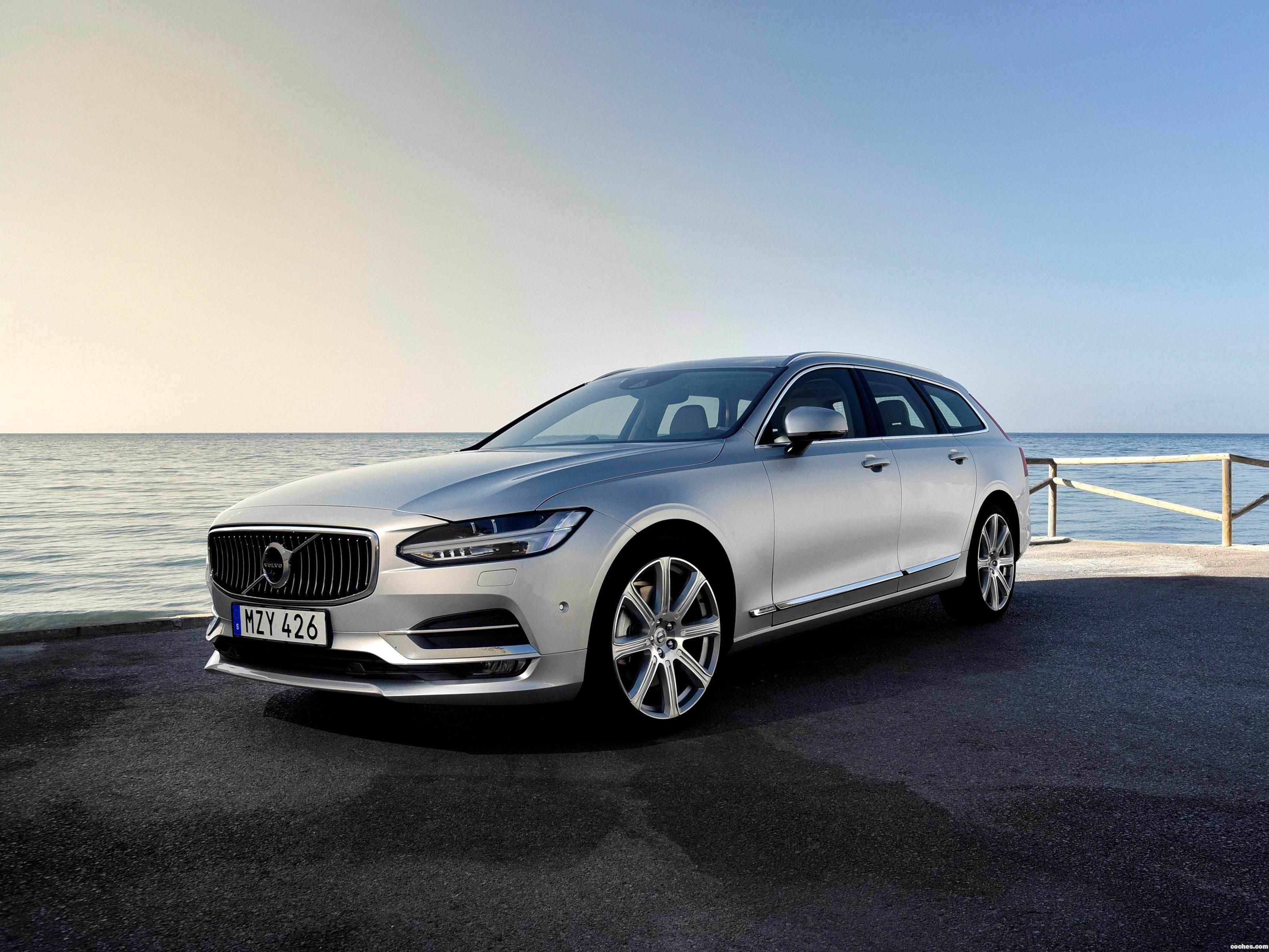 Foto 0 de Volvo V90 D5 Inscription 2016