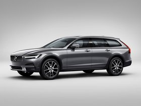 Fotos de Volvo V90 Cross Country T6 2016
