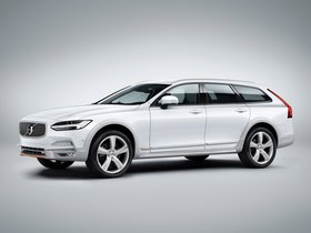 Fotos de Volvo V90 Cross Country T6 Ocean Race 2017
