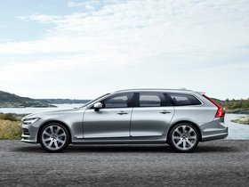 Ver foto 9 de Volvo V90 T6 Inscription 2016