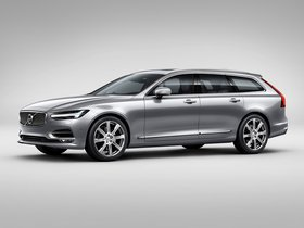 Fotos de Volvo V90 T6 Inscription 2016