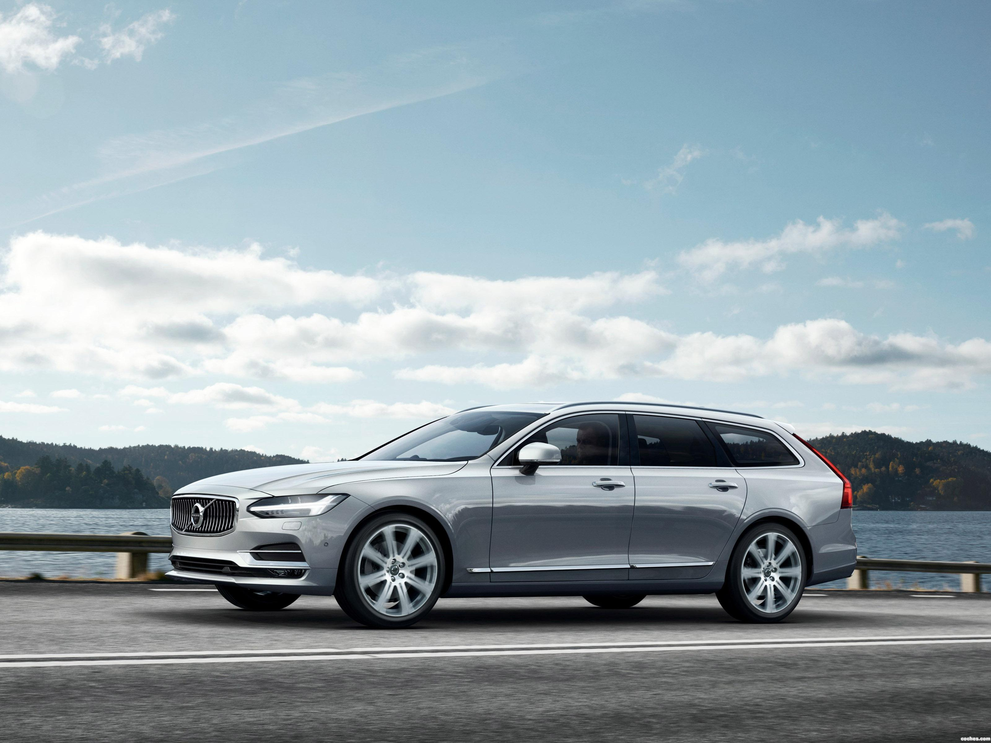 Foto 0 de Volvo V90 T6 Inscription 2016