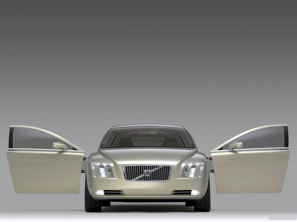 Foto 0 de Volvo VCC Concept 2003