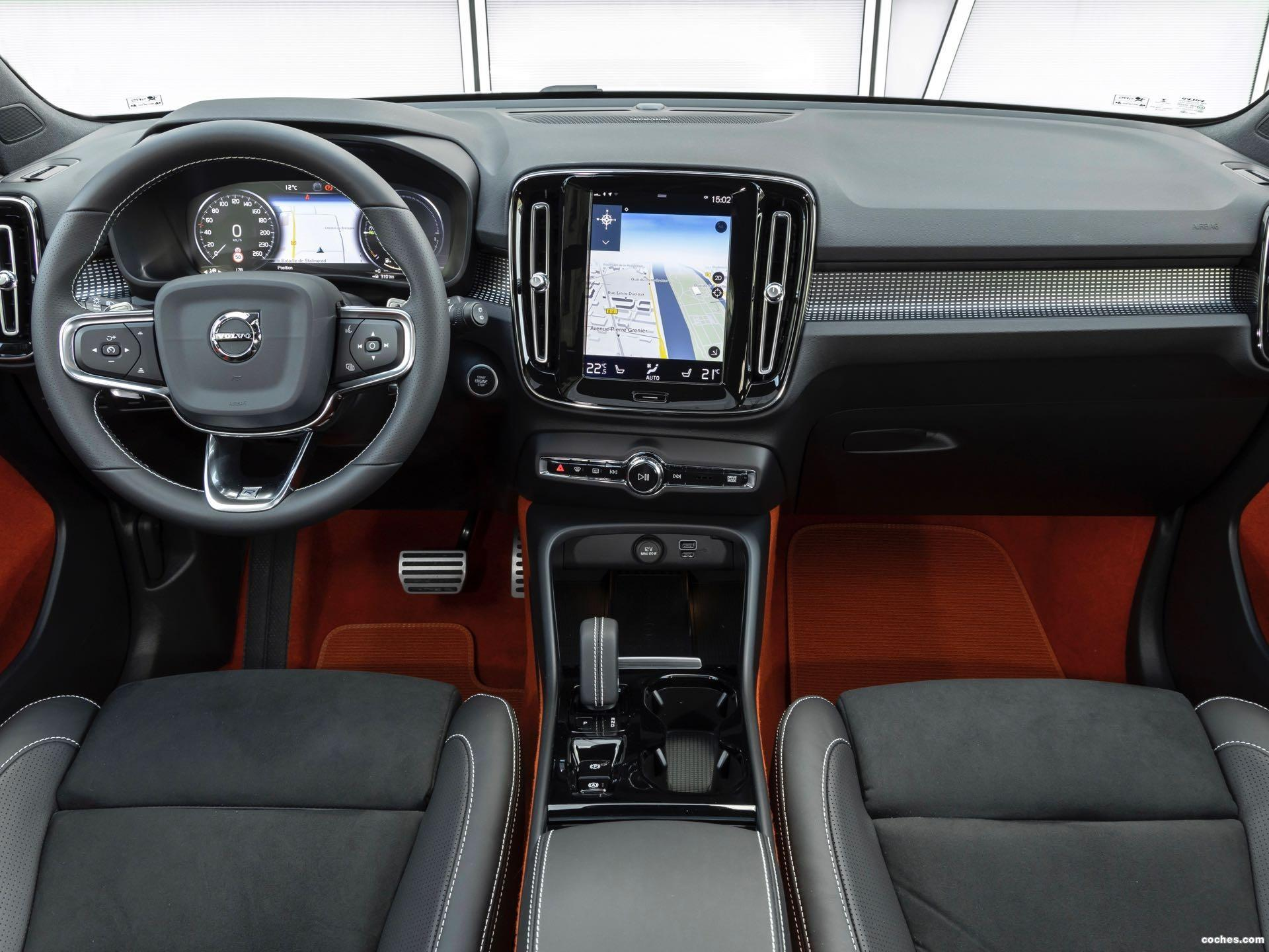 Foto 0 de Volvo XC40 T5 Recharge R Design 2020