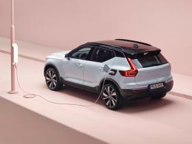 Ver foto 6 de Volvo XC40 P8 AWD Recharge 2020