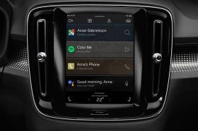 Ver foto 24 de Volvo XC40 P8 AWD Recharge 2020