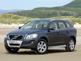 Ver foto 7 de Volvo XC60 DRIVe Efficiency UK 2009