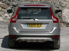 Ver foto 5 de Volvo XC60 DRIVe Efficiency UK 2009