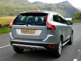 Ver foto 4 de Volvo XC60 DRIVe Efficiency UK 2009