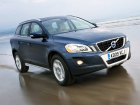 Ver foto 3 de Volvo XC60 DRIVe Efficiency UK 2009