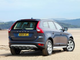 Ver foto 2 de Volvo XC60 DRIVe Efficiency UK 2009