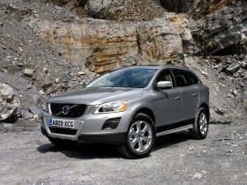 Fotos de Volvo XC60 DRIVe Efficiency UK 2009