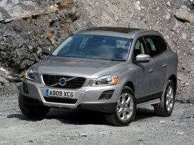 Ver foto 11 de Volvo XC60 DRIVe Efficiency UK 2009
