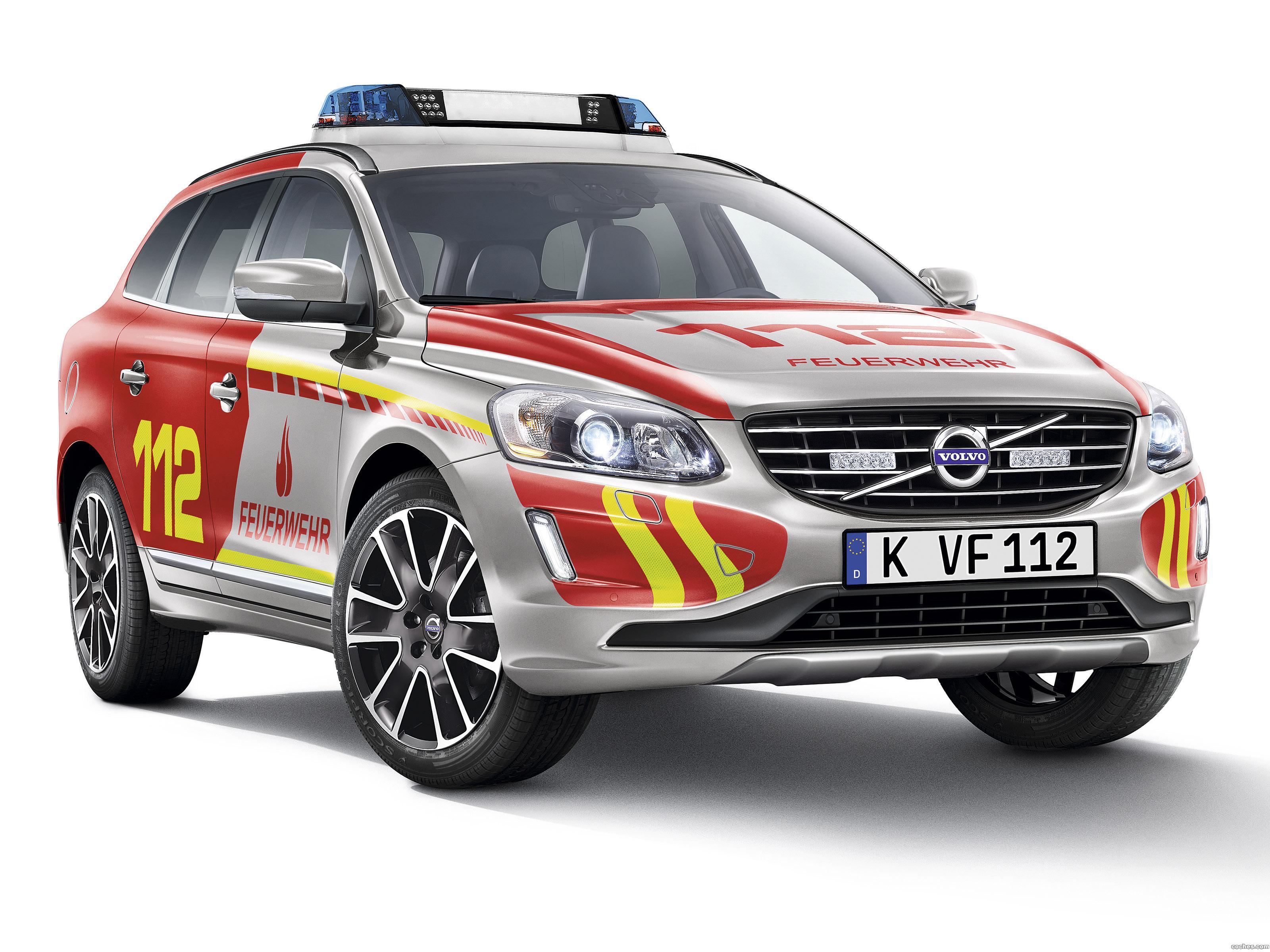Foto 0 de Volvo XC60 Feuerwehr 2014