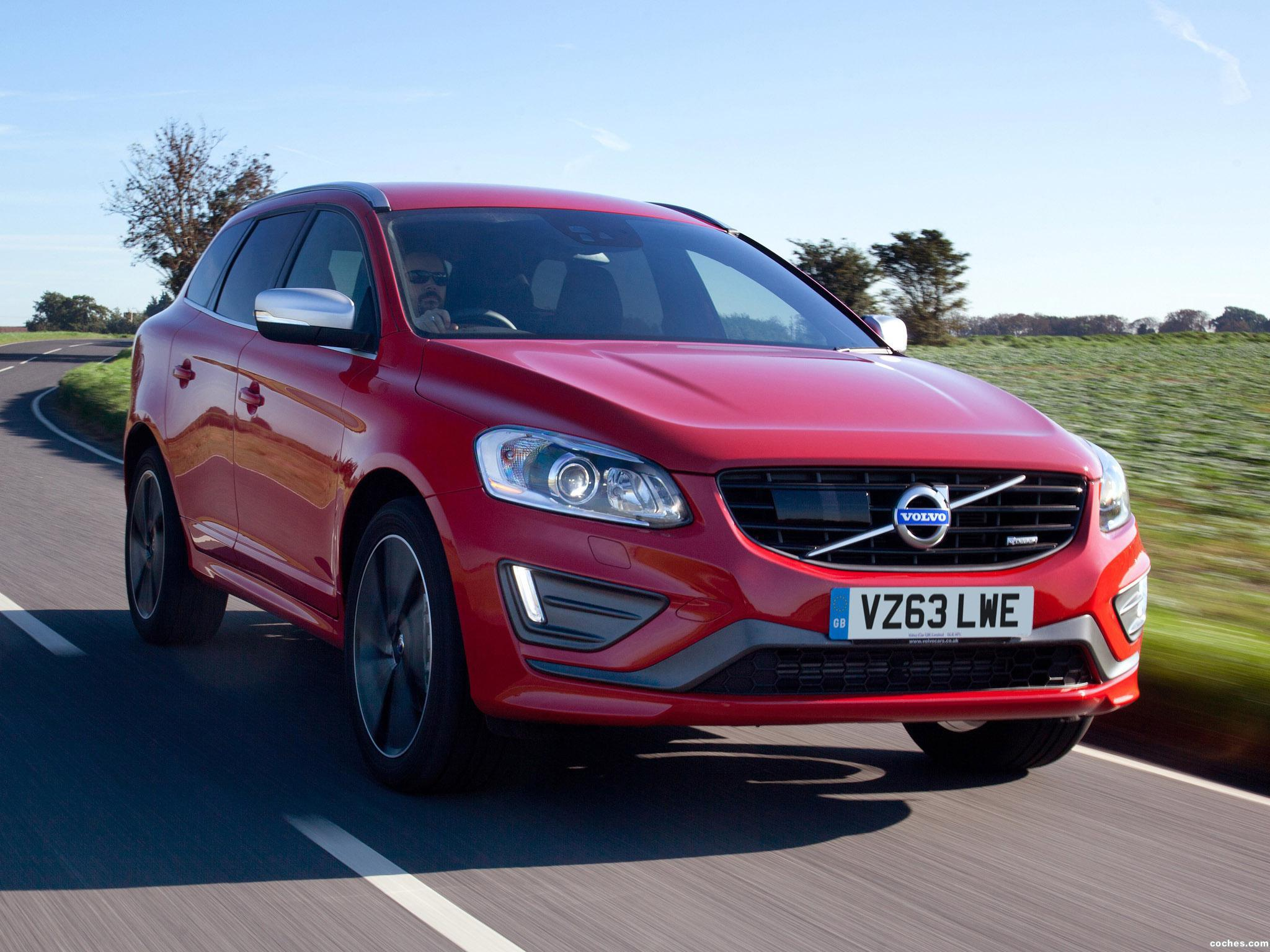 Foto 0 de Volvo XC60 R Design UK 2013