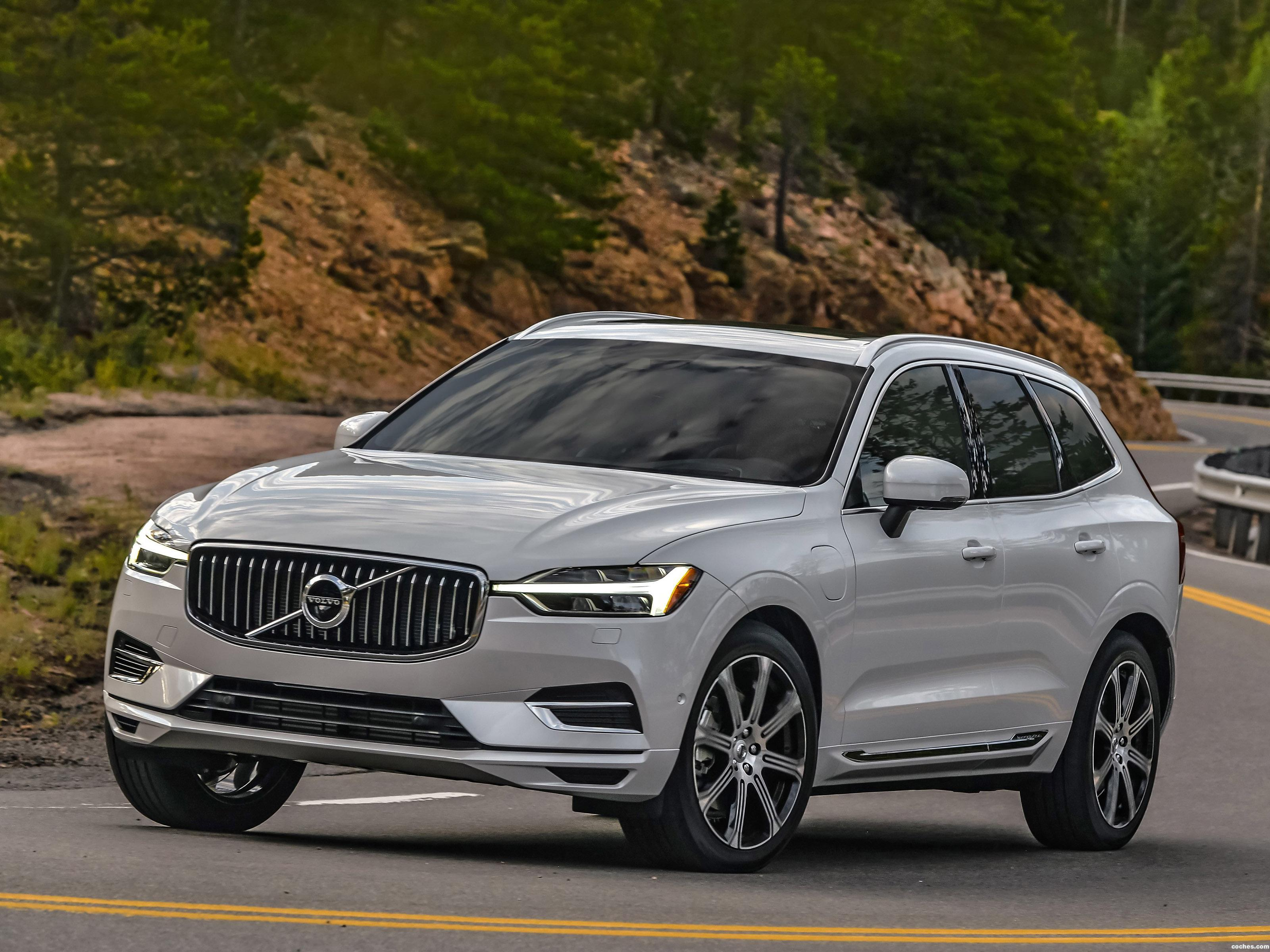 Foto 0 de Volvo XC60 T8 Inscription USA  2017