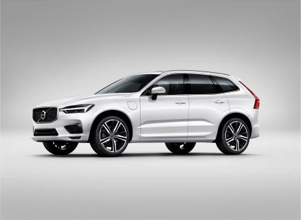 Volvo XC60 T6 Twin Recharge Inscription Expression