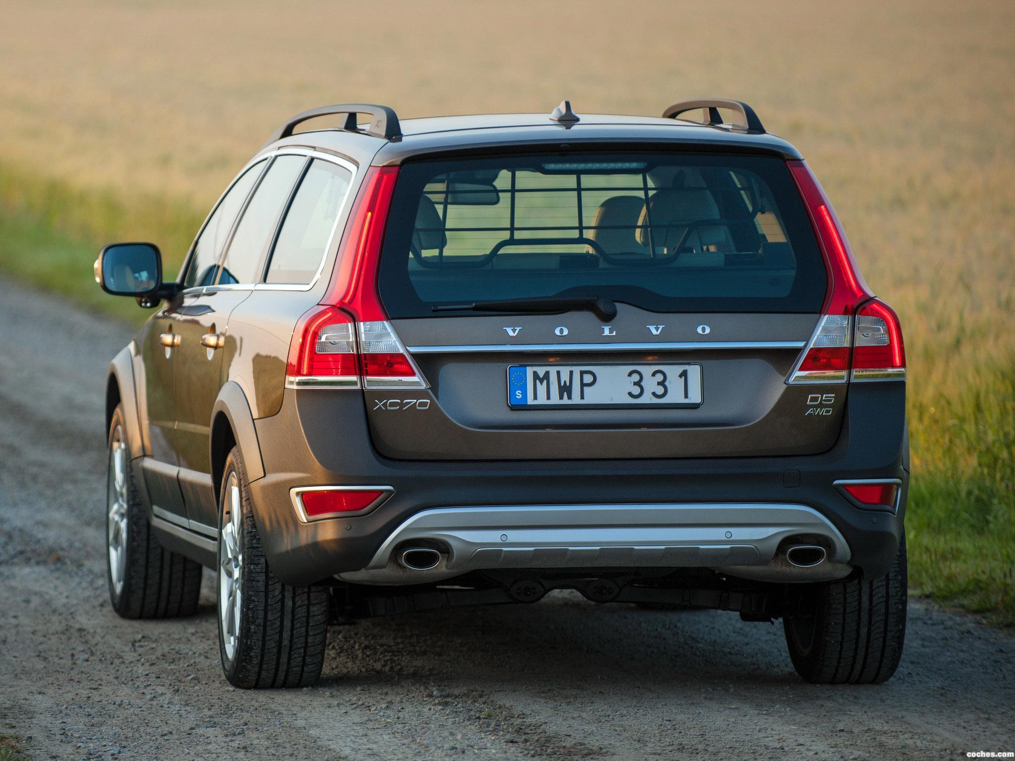 Foto 5 de Volvo XC70 D5 2013