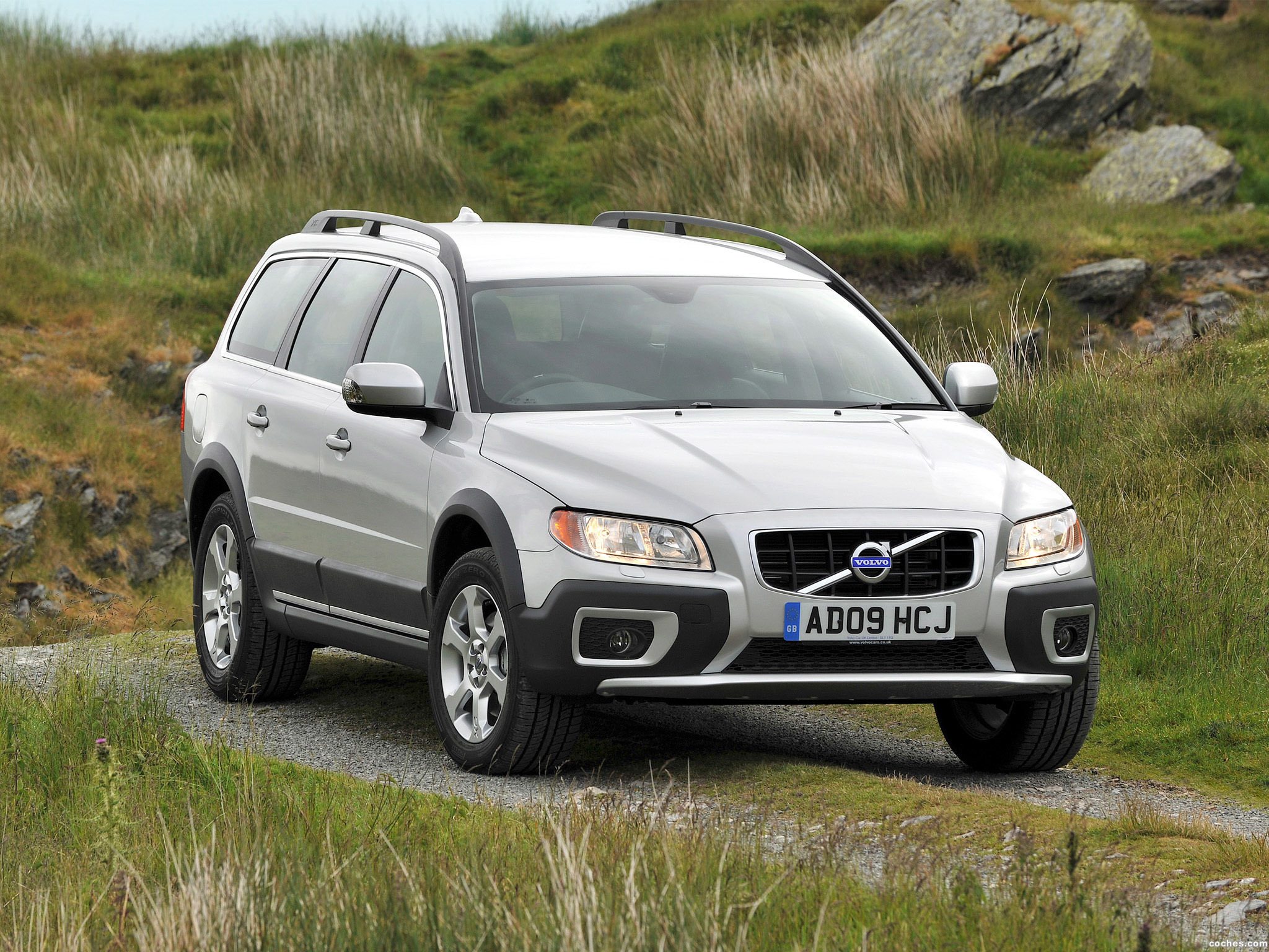 Foto 0 de Volvo XC70 DRIVe Efficiency UK 2009
