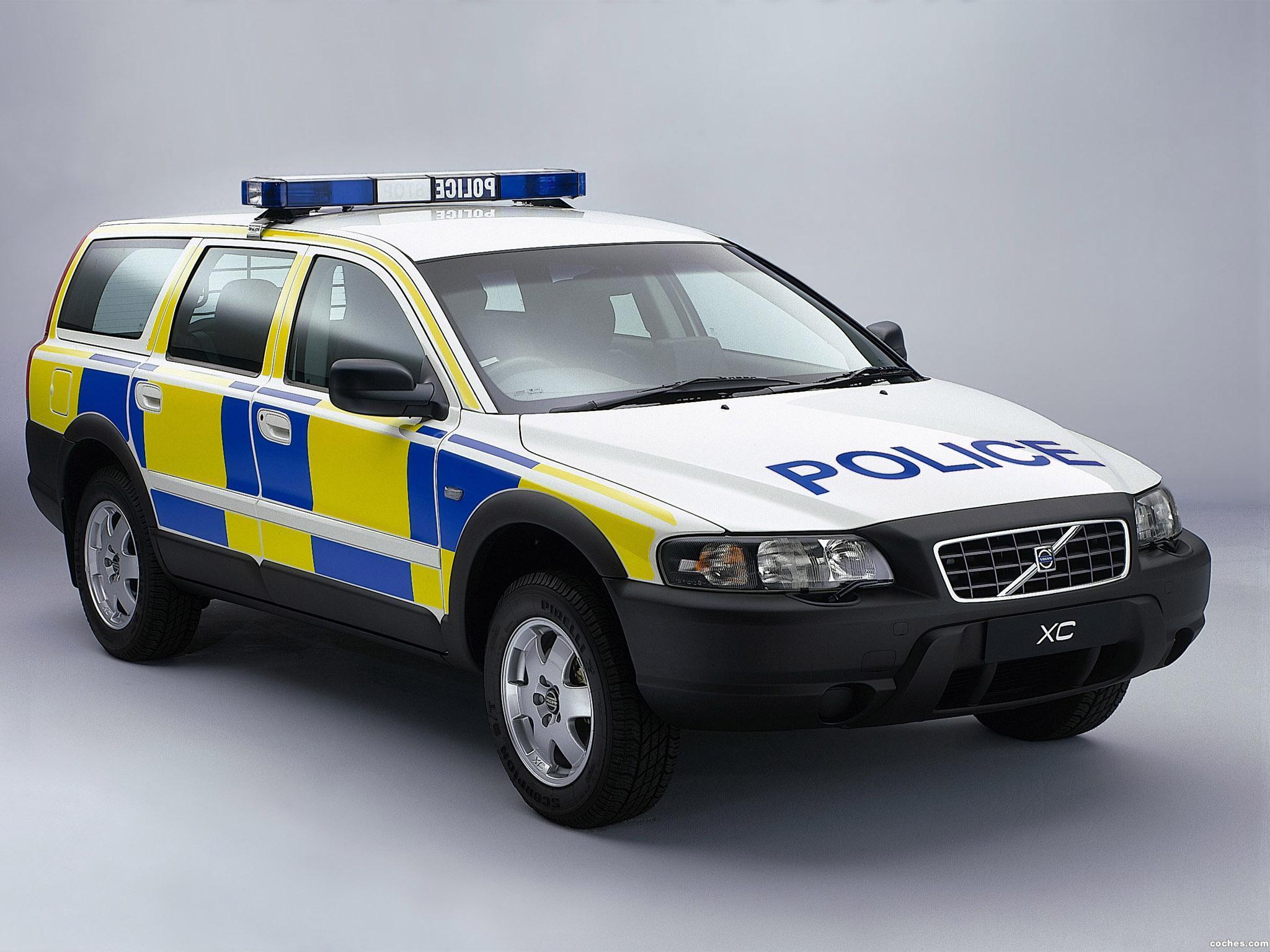 Foto 0 de Volvo XC70 Police 2000