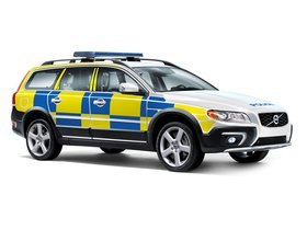 Ver foto 7 de Volvo XC70 Police 2013