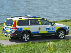 Ver foto 5 de Volvo XC70 Police 2013