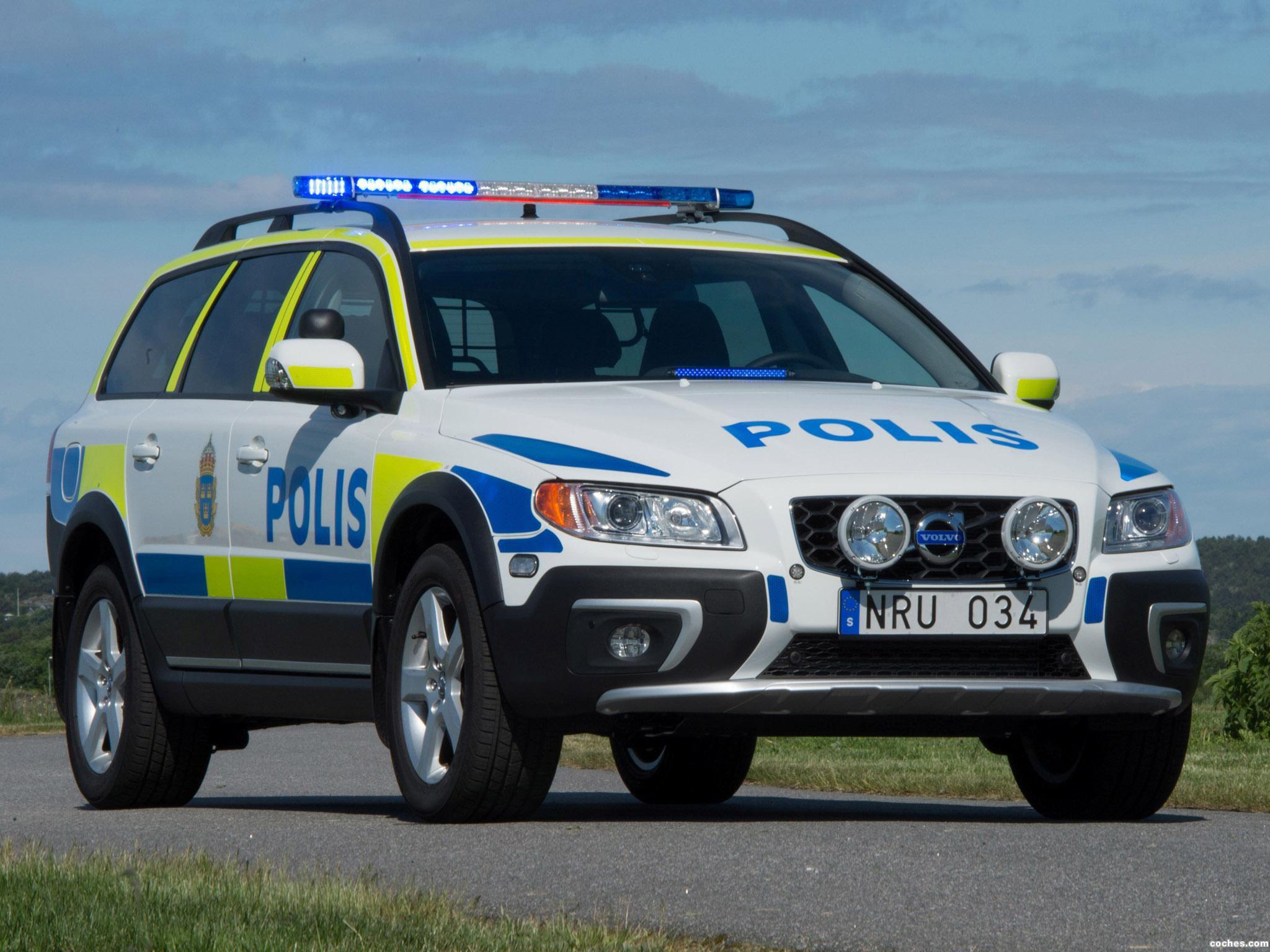 Foto 0 de Volvo XC70 Police 2013