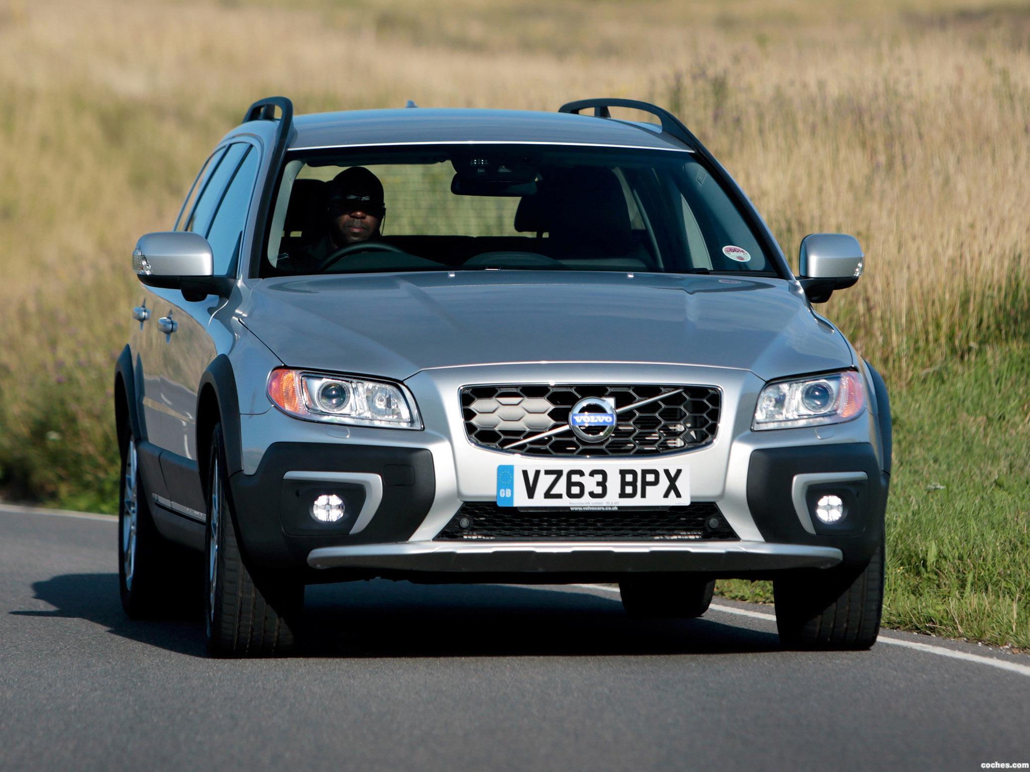 Foto 5 de Volvo XC70 UK 2013