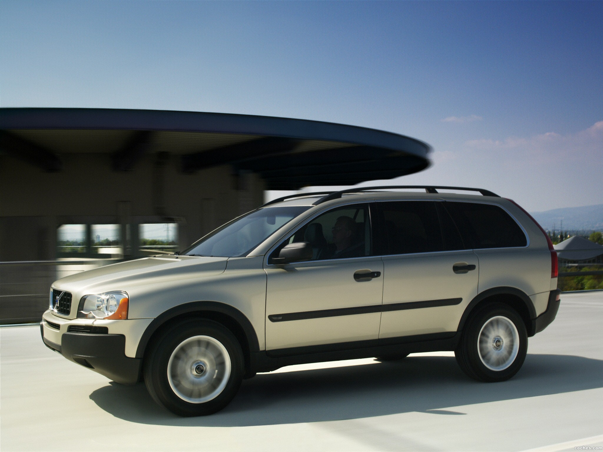 Foto 6 de Volvo XC90 2004