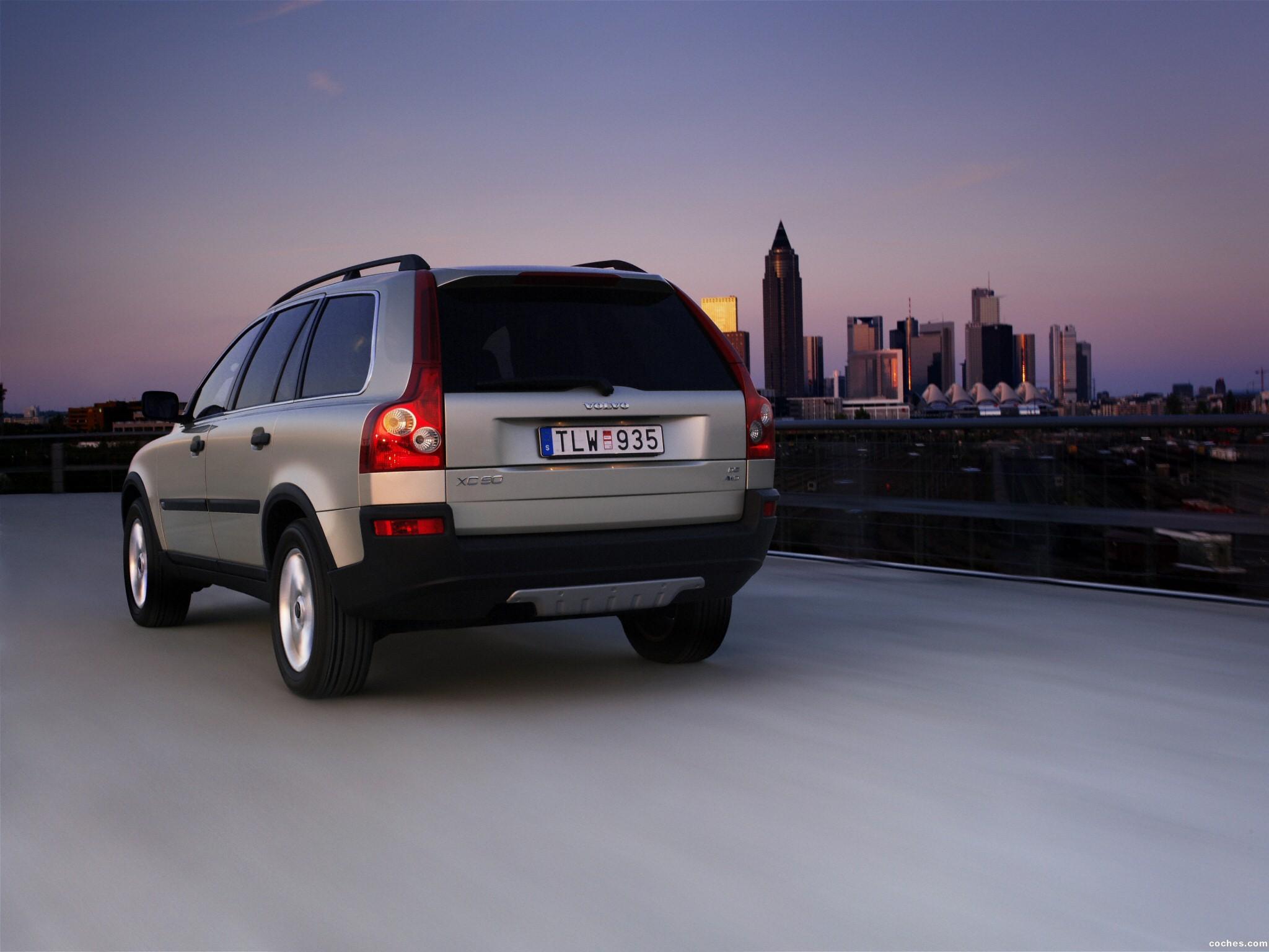 Foto 5 de Volvo XC90 2004