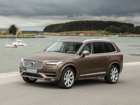 Ver foto 17 de Volvo XC90 D5 Inscription 2015