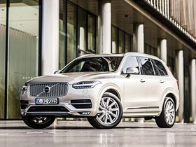 Ver foto 7 de Volvo XC90 D5 Inscription 2015