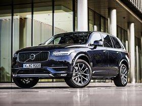 Fotos de Volvo XC90 D5 Momentum 2015