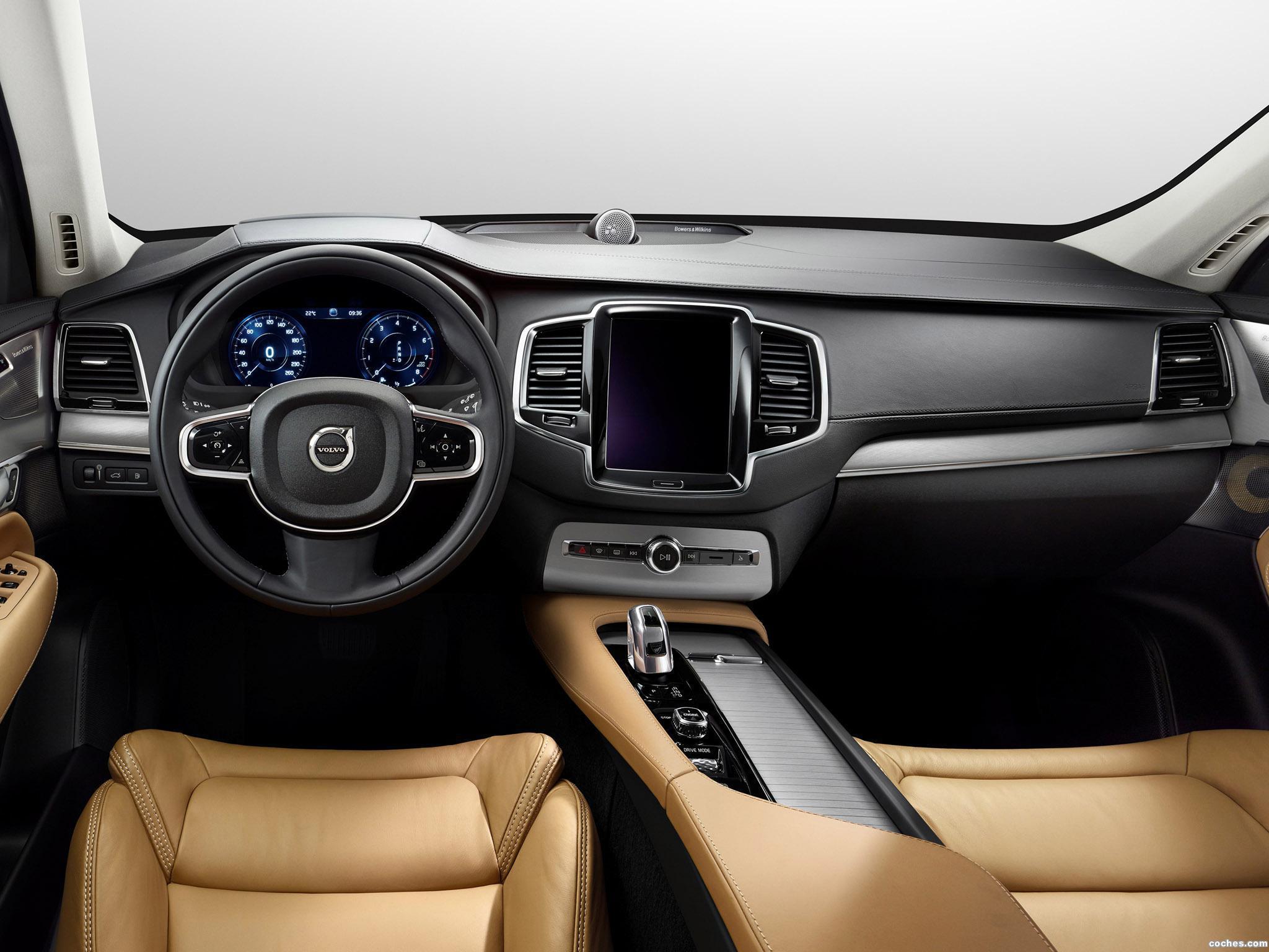 Foto 9 de Volvo XC90 Hybrid T8 2015