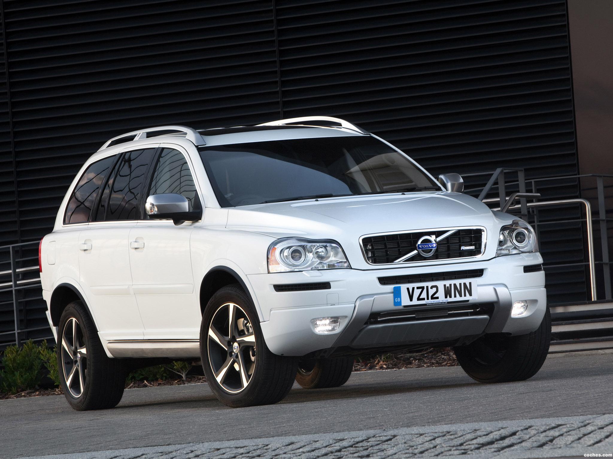 Foto 0 de Volvo XC90 R-Design UK 2012