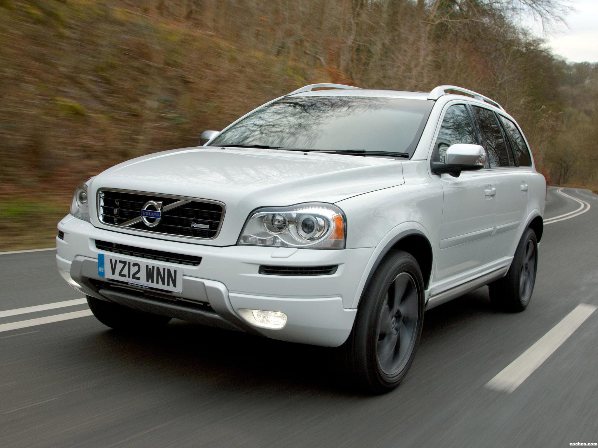 Foto 6 de Volvo XC90 R-Design UK 2012