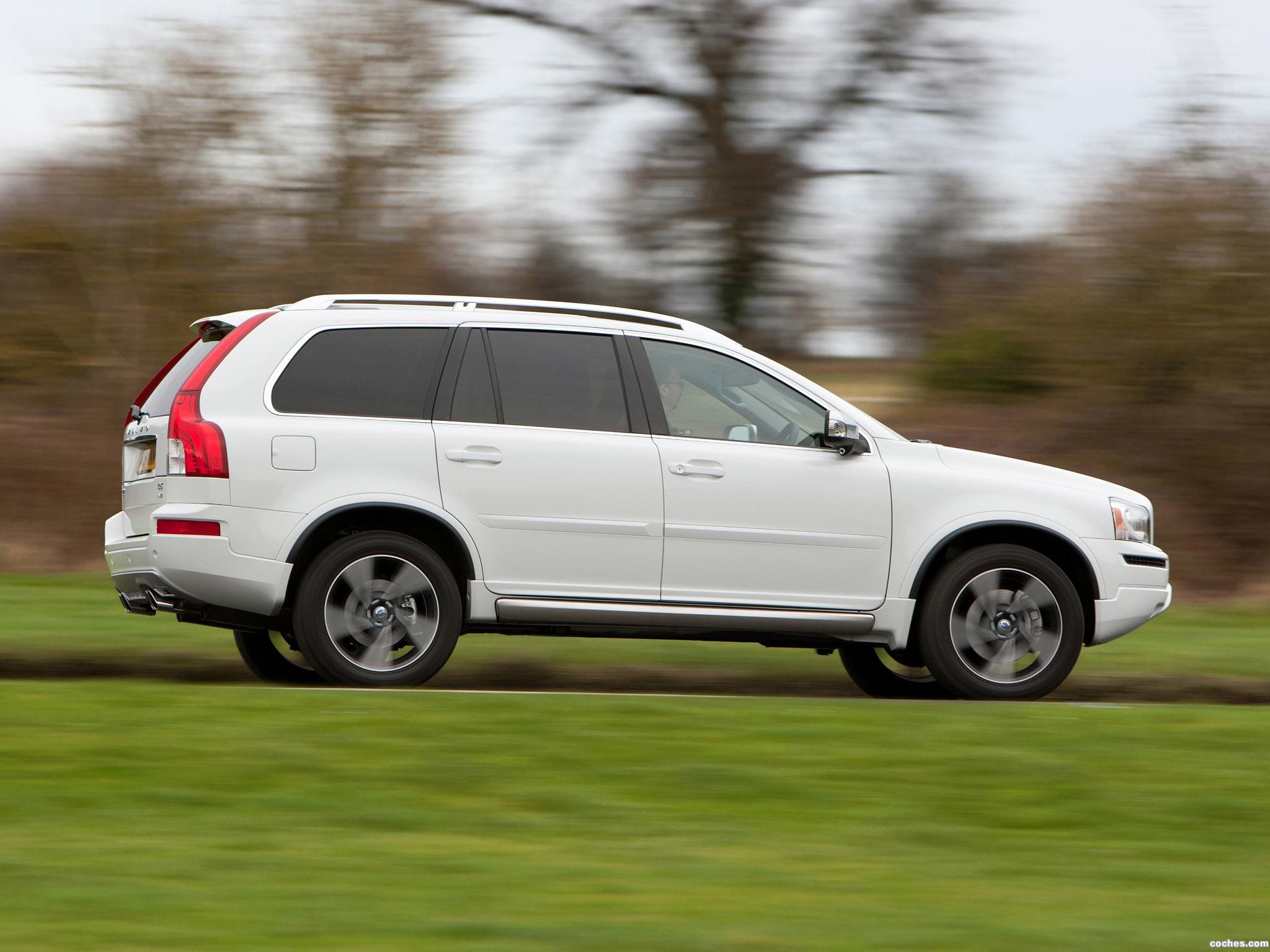 Foto 5 de Volvo XC90 R-Design UK 2012