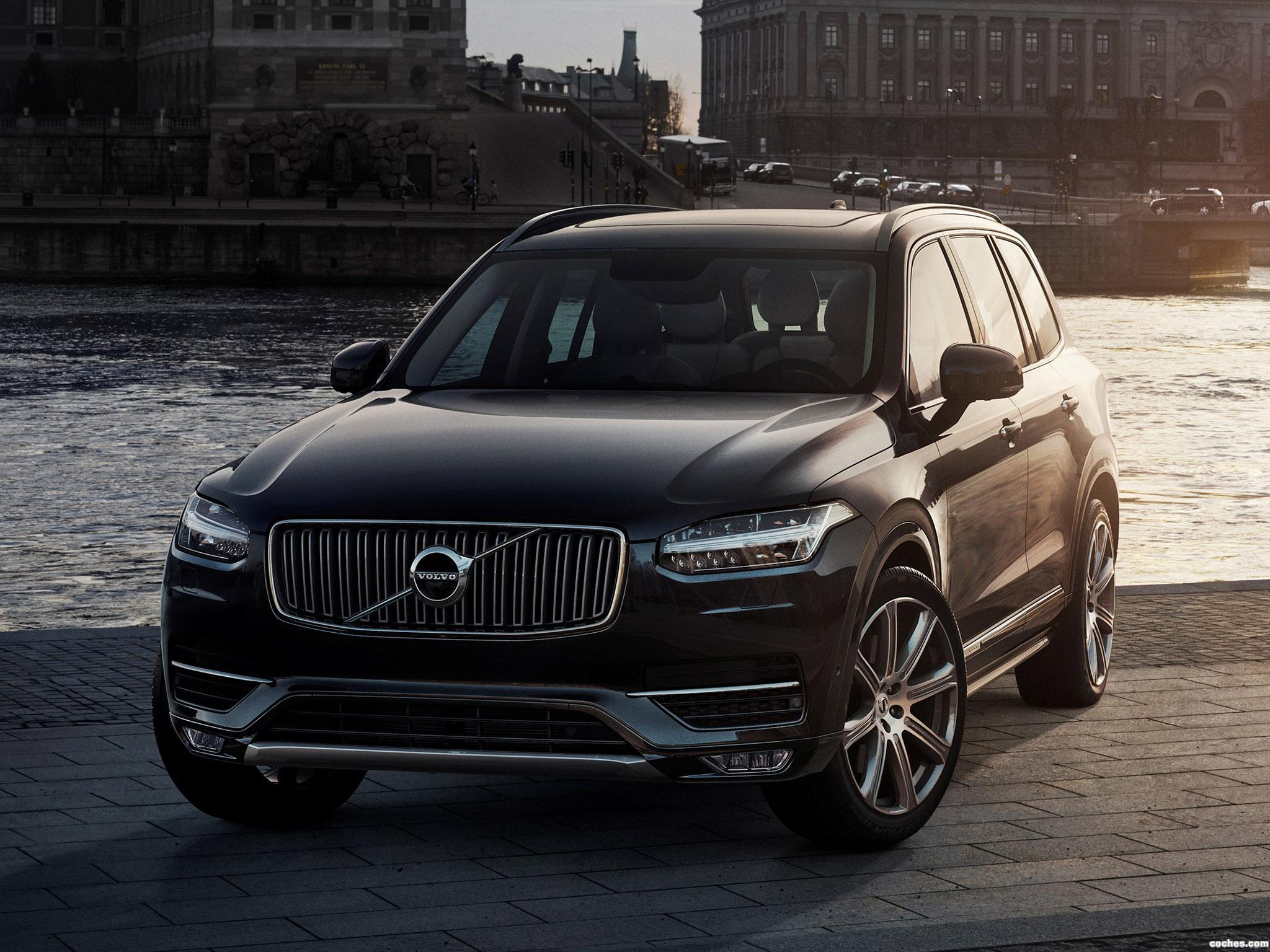 Foto 0 de Volvo XC90 T6 AWD First Edition 2015