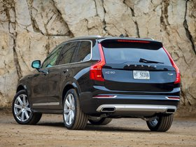 Ver foto 12 de Volvo XC90 T6 AWD First Edition USA 2015