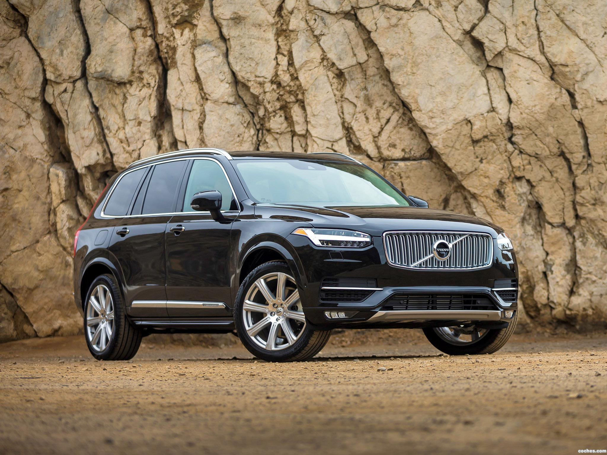 Foto 16 de Volvo XC90 T6 AWD First Edition USA 2015