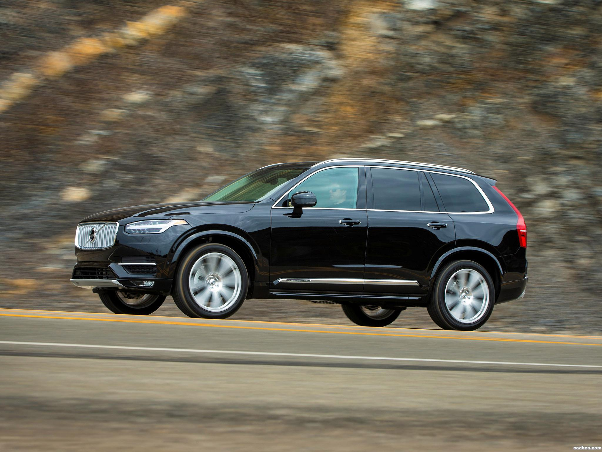 Foto 6 de Volvo XC90 T6 AWD First Edition USA 2015